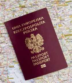 cidadania polonesa passaporte
