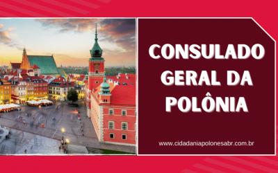 Consulado Geral da Polônia