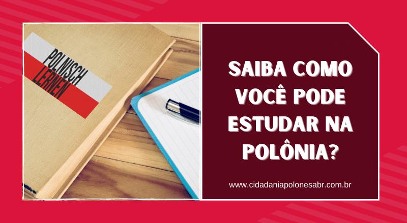 estudar na polônia